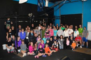 Gym event in 2011